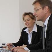 kompetente und freundliche Beratung - Fotografie für basisinvest Steffen Menzel