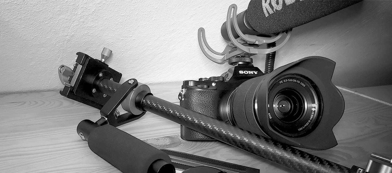 Foto Kamera und Slider