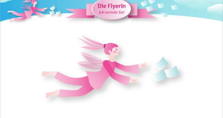 Loge + Banner - DieFlyerin